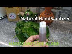 Hand Sanitizer Alami Di 2020 Alam