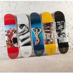 Skateboard #board #skateart | Discover Board Artist interviews on www.thedailyboard.co