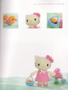 Hello Kitty - TODOAMIGURUMI - Picasa Web Albums