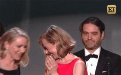 Emma Stone's SAG Awards Dress Almost Killed Naomi Watts