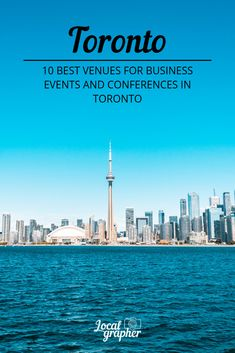 Toronto is one of the best cities in all of Canada to host conferences and events. There are all kinds of great spaces available, designed to fit your needs. Space Available, Business Events, Best Cities, Photography Business, Conference, New York Skyline, Toronto, Canada, Spaces