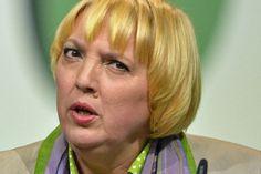"""Henning Böke: Als """"autistisch"""" bezeichnete die Grünen-Chefin Claudia Roth unlängst die Wirtschaftspolitik von Michael Glos. Im bayerischen Landtag nannte ihre Parteifreundin Christine Stahl den CSU-Abgeordneten König einen """"Autisten""""."""