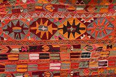 bedouin rugs pattern -