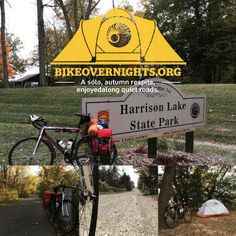 Keeping it Simple on a Mid-Semester Break — Bike Overnights