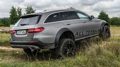 Cool Mercedes: 10 images with the hardcore Mercedes E-Class All-Terrain 4x4², a wagon with por... New Mercedes E-Class All-Terrain 4x4² Check more at http://24car.top/2017/2017/08/10/mercedes-10-images-with-the-hardcore-mercedes-e-class-all-terrain-4x4%c2%b2-a-wagon-with-por-new-mercedes-e-class-all-terrain-4x4%c2%b2-6/