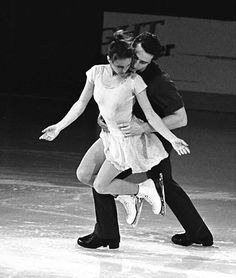 Ekatarina Gordeeva and Sergei Grinkov