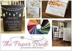 www.thepaperbride.ca Custom Stationery, Invitations, Bride, Paper, Wedding Bride, Bridal, The Bride, Invitation, Brides