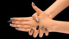 Resultado de imagen para uñas transparentes
