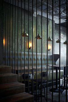 Matto restaurant by Pure Creative, Shanghai.