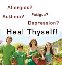 Heal Thyself-- all kinds of articles/posts on herbal and food medicine