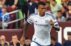 Chelsea set to sign £6.7m KENEDY after securing work permit for Brazilian youngster who impressed on US tour...