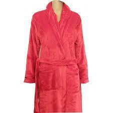 Luxury bathrobe for women.