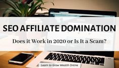 Are you looking for an unbiased SEO Affiliate Domination review? Then you're in for a treat. Read this detailed breakdown of Greg Jeffries SEO course.  #seoaffiliatedominationreview #seoaffiliatedominationreviews #aseoaffiliatedominationreview #honestseoaffiliatedominationreview #seoaffiliatedominationscam #isseoaffiliatedominationascam #seoaffiliatedominationascam #seoaffiliatedominationscams
