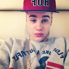 #justin #bieber #cute #inlove #lovely #idol #love #much #love #baby #cara #de #bebê # vou #morder :3 <3