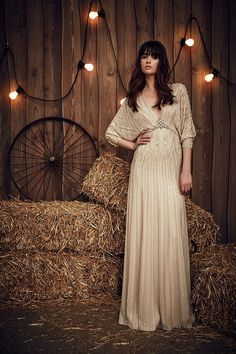 Bridal Style: Jenny Packham 2017 Bridal Collection – Contemporary Glamour With a Gypsy Spirit