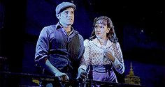 Jeremy Jordan being adorable in Newsies Live (annabethcnases on Tumblr)<--- I LOVE this part so much!!