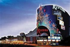 The Riviera Hotel  Las Vegas, Nevada US