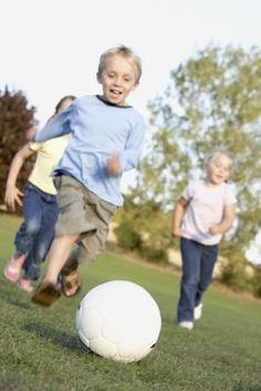 Soccer Practice Drill Games for 6 Year Olds