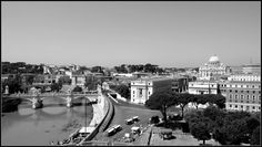 Vista desde o Castelo Sant'Angelo / Vista desde el Castillo Sant'Angelo / View from the Sant'Angelo Castle [2010 - Roma / Rome - Italia / Italy] #fotografia #fotografias #photography #foto #fotos #photo #photos #local #locais #locals #cidade #cidades #ciudad #ciudades #city #cities #europa #europe #turismo #tourism