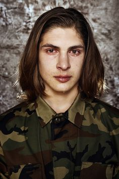 14 Powerful Portraits Of Men Reacting To New Mandatory Army Draft In Lithuania