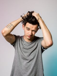 "chvngeofhevrt: "" The 1975 for The Big Issue + """