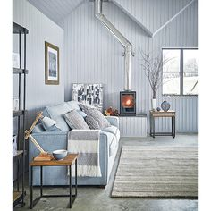 Settle in for winter with a scheme inspired by simple pleasures