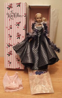 2004 Tonner Tiny Kitty Collier Basic Blonde + Extra Outfit #Tonner #DollswithClothingAccessories