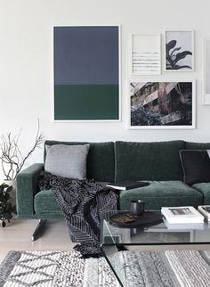 T.D.C: BoConcept Carlton sofa in the exclusive new Napoli fabric