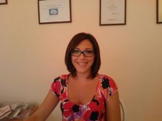 This is Francesca...our Communication manager :)