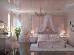 Bedroom... Shabby Chic.•°¤*(¯`★´¯)*¤° Shabby Chic.•°¤*(¯`★´¯)*¤°..