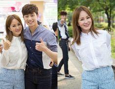 Uhm Jung Hwa, Park Seo Jun, Korean Drama Movies, Seo Joon, Romance, Kdrama, Couple Photos, Couples, The Witcher
