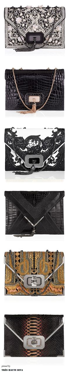 Marchesa Evening Bags S/S 2014 | The House of Beccaria~