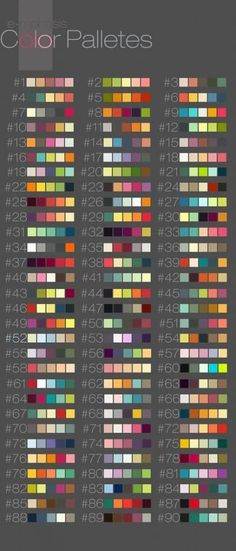 New Painting Palette Tattoo Color Schemes 63 Ideas Colour Pallette, Colour Schemes, Color Swatches, Grafik Design, Color Theory, Color Tattoo, Drawing Tips, Color Inspiration, Paint Colors
