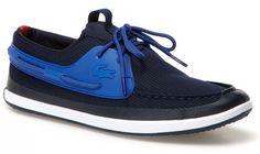 zapatos nauticos lacoste
