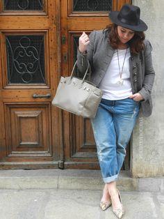VÍSTETE QUE VIENEN CURVAS: My Perfect Jeans I · Outfit