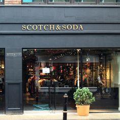 CELEBRATING OUR NEW LONDON STORE - Scotch & Soda