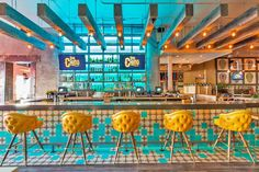 Don Chido Restaurant (United States), Colour | Restaurant & Bar Design Awards