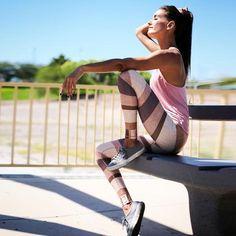 493c95b608463 Trending Multicolored Yoga pants Running Leggings, Sports Leggings, Leggings  Fashion, Tight Leggings,