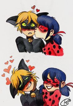 Ladynoir by Psychoon on DeviantArt