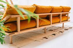 дневник дизайнера: Уникальная деревянная мебель и предметы интерьера из мастерской Pop & Scott
