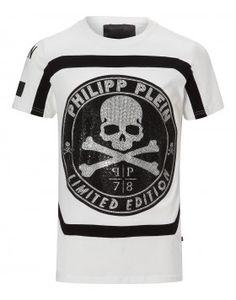 "t-shirt ""unlimited"" | Philipp Plein"