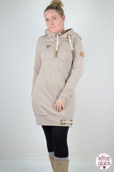 La Silla Ebook 34-54 Kleid und Hoodie