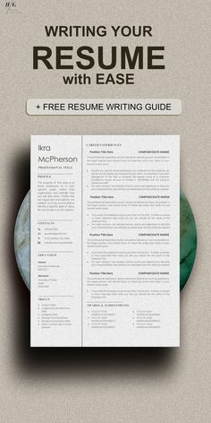 Having an attractive resume is crucial when looking for a new career or thinking of stepping up your job. That is why we created an office manager resume, college resume, Nurse Resume, Teacher resume, or your first resume template to ace your Job hunting. This Templates Include RESUME WRITING TIPS or RESUME GUIDE with how to write your cover letter as well. Office Manager Resume, College Resume, Business Resume, Nursing Resume, Professional Resume Examples, Good Resume Examples, Modern Resume Template, Resume Templates, First Resume