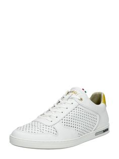 Pantofola D'oro Ebice low witte heren sneakers