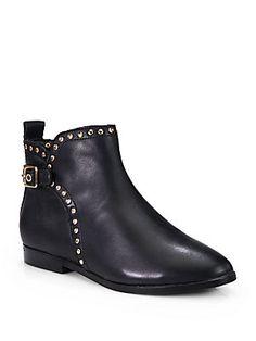 Pour La Victoire Sigrid Studded Ankle Boots