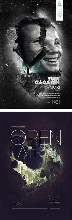 Digital Artworks by Aldo Pulella | Inspiration Grid | Design Inspiration