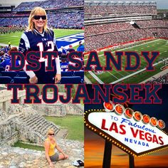 Meet Your Digital Street Team— Hello football lovers! I'm Sandy Trojansek from Kitchener, Ontario. I'm a HUGE @patriots fan and can even be found cheering for the Pats on a tropical island. When I'm not watching football, I love to travel, especially to Vegas and the Caribbean (told ya). Let's be friends on Twitter and Instagram @sassygirlcanada and talk my favorite things: travel and football.