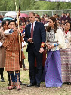 Kate Middleton Photos - The Duke and Duchess of Cambridge Visit India and Bhutan - Day 5 - Zimbio