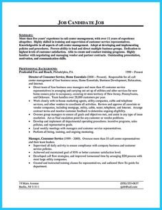 Call Center Supervisor Resume Templates Lscb business plan   MENTIONEDAPPEARED GQ