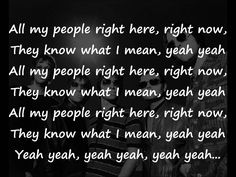 Oasis - D'you Know What I Mean Lyrics.wmv